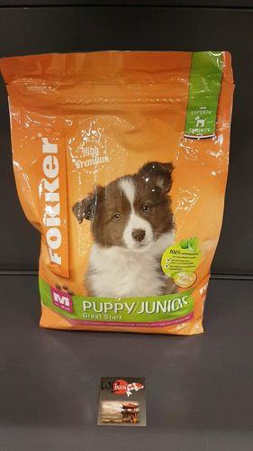 PUPPY JUNIOR M 2,5 kg