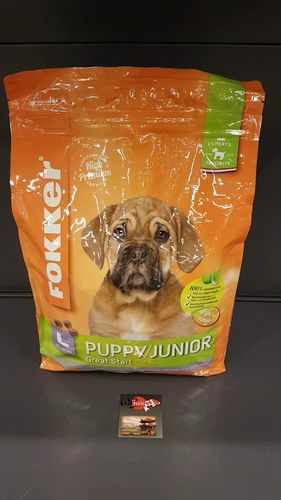 PUPPY JUNIOR L 4,5 kg
