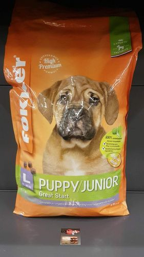 PUPPY JUNIOR L 15 kg