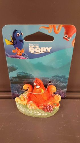 DORY MINI HANK WITHE CORAL