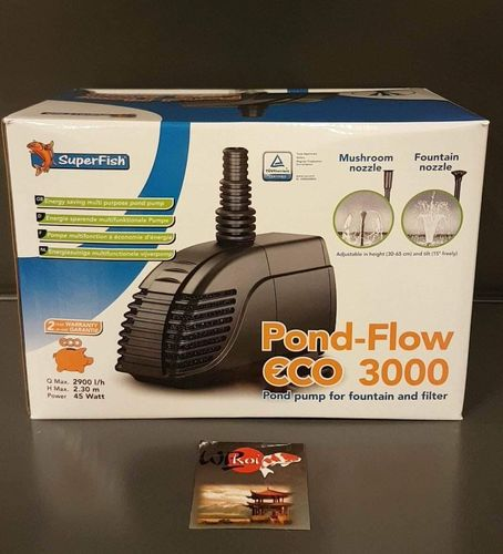 POND FLOW ECO 3000