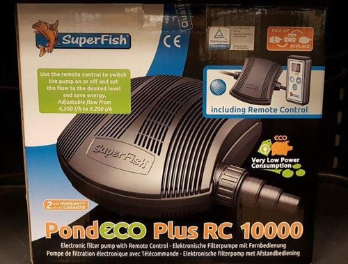 POND ECO PLUS RC 10.000 liter