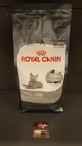 ORAL SENSITIVE CAT 1,5 kg