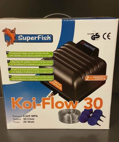 KOI FLOW 30 PROF. BELUCHTING SET