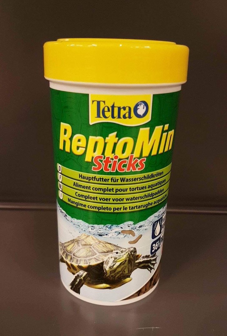 TETRA REPTOMIN TURTLE 250 ml