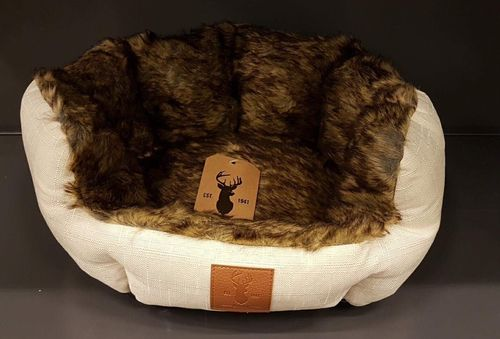 MAND EST 1941 GRIZZLY BROWN 40 cm