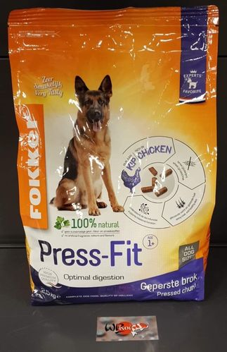 PRESS FIT 2,5 kg