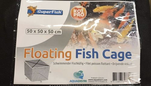 FLOATING FISH CAGE 50 cm
