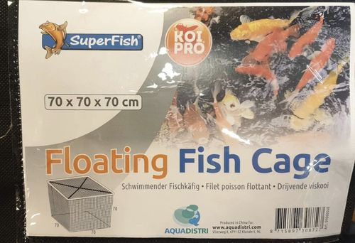 FLOATING FISH CAGE 70 cm